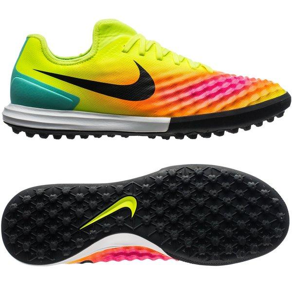 Nike MagistaX Finale II TF NeonPinkTurkis