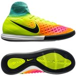Nike MagistaX Proximo II IC Neon/Pink/Türkis Kinder