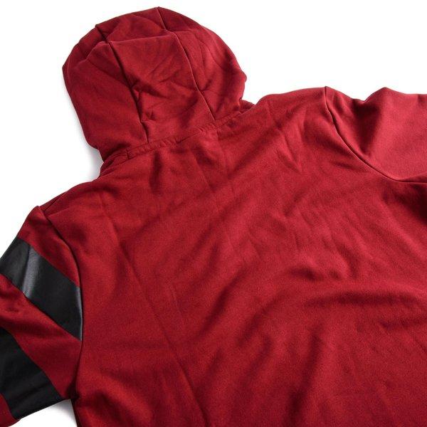 Nike F.C. Vitória Hoodie Team Red