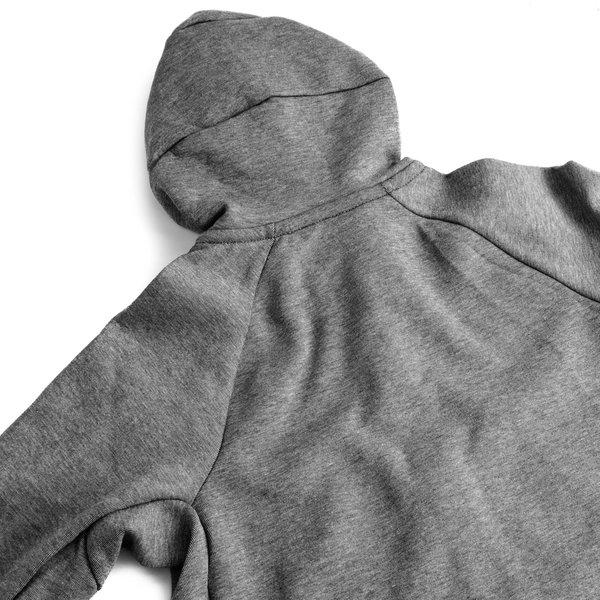 Nike Sweat à Capuche Tech Fleece FZ Gris Junior
