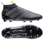 adidas ACE 16+ PureControl FG/AG Sort/Gul