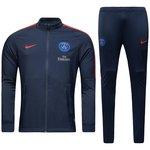 Paris Saint-Germain Træningsdragt Dry Squad Woven - Navy/Rød