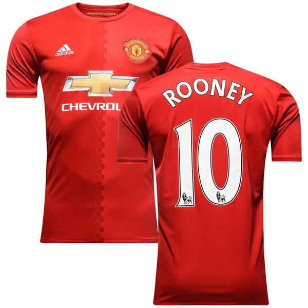 fbb7a78153c Manchester United Home Shirt 2016 17 ROONEY 10 Kids. Read more about the  product. - football shirts image shadow