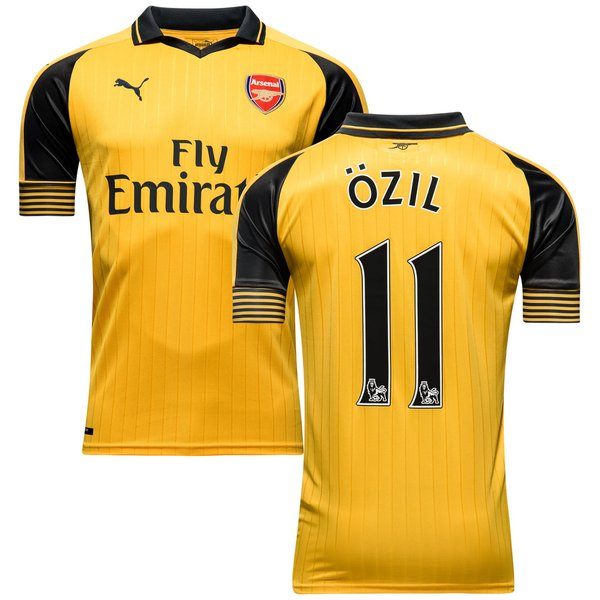Arsenal maillot ext rieur 2016 17 zil 11 enfant www for Arsenal maillot exterieur