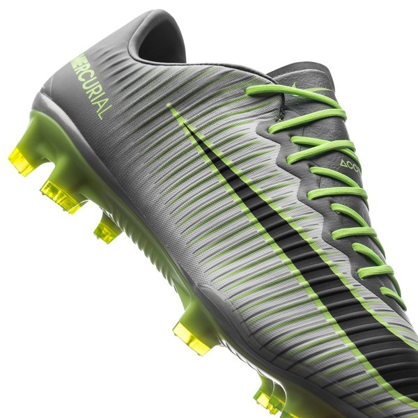 847794a3b Nike Mercurial Vapor XI FG Elite Pack - Pure Platinum Black Ghost Green