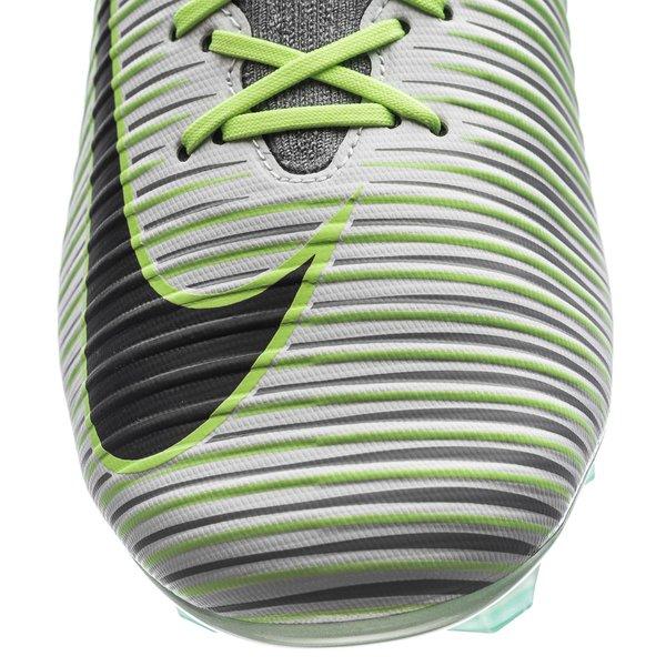 Nike Mercurial Veloce III FG Elite Pack HarmaaMustaVihreä