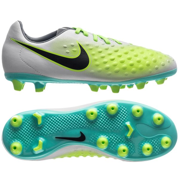Nike Magista Opus II AG-PRO Elite Pack - Pure Platinum Ghost Green ... d64448b422d05