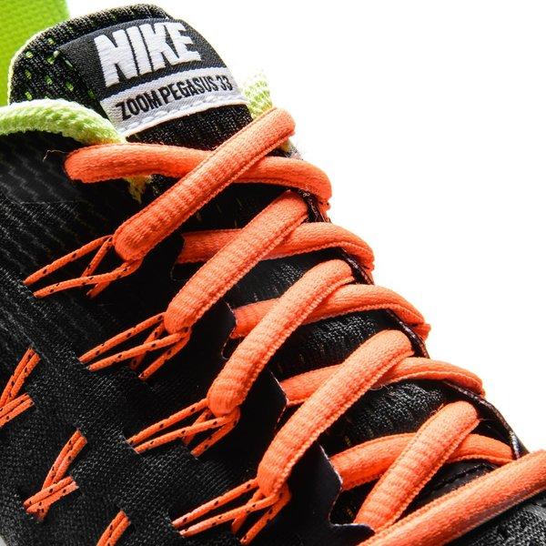 Nike Chaussures de Running Air Zoom Pegasus 33 NoirFluoOrange Junior