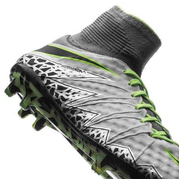 Nike Hypervenom Phantom Ii Fg Elite Pack Pure Platinum Metallic