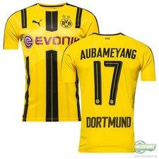 Dortmund Hjemmebanetrøje 2016/17 Børn AUBAMEYANG 17