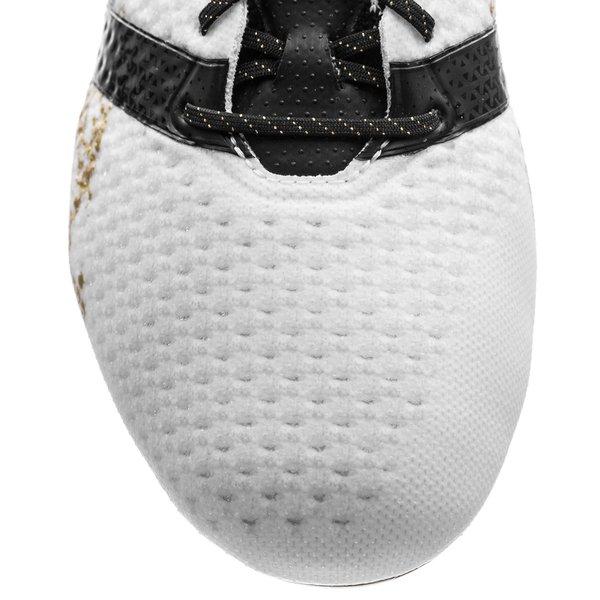 4f59475fb5e adidas ACE 16.1 Primeknit FG AG Stellar Pack - White Core Black Gold ...