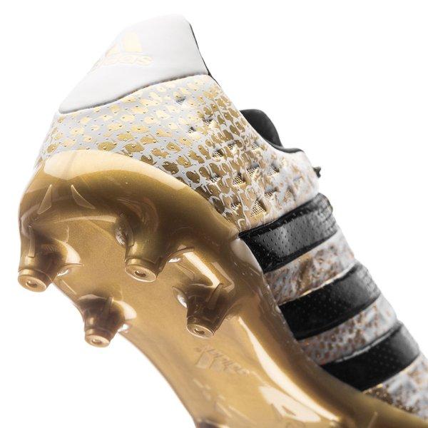 adidas ACE 16.1 FG AG Stellar Pack - Vit Svart Guld Barn. Läs mer om  produkten. - fotbollsskor f364a6e29cd5d