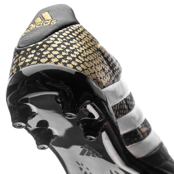 adidas ACE 16.1 Läder FG AG Stellar Pack - Svart Vit Guld Barn. Läs mer om  produkten. Jämför modeller. - fotbollsskor 166b5edcdfe99