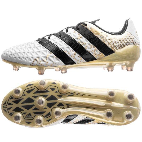 619ddee96 €200. Price is incl. 19% VAT. -50%. adidas ACE 16.1 FG/AG Stellar Pack -  White/Core Black/Gold Metallic