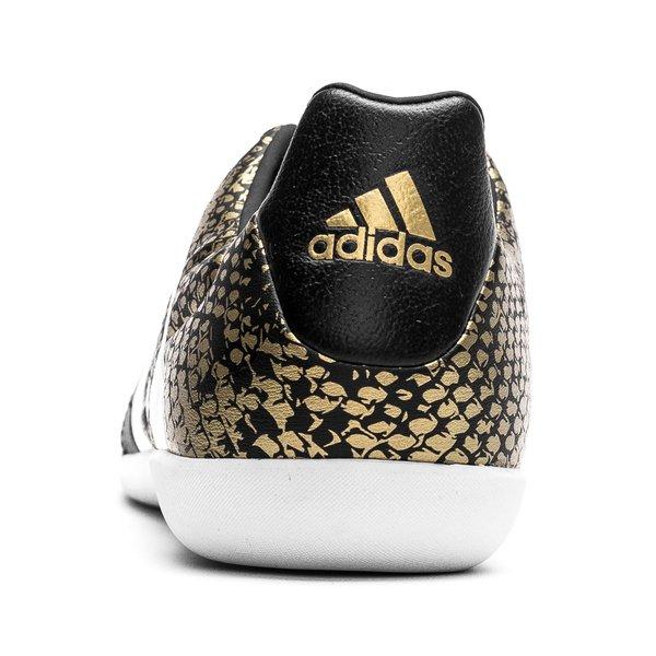 check out 3abd2 da060 ... inexpensive adidas ace 16.3 skinn in sort hvit gull unisportstore.no  9e283 d17c2