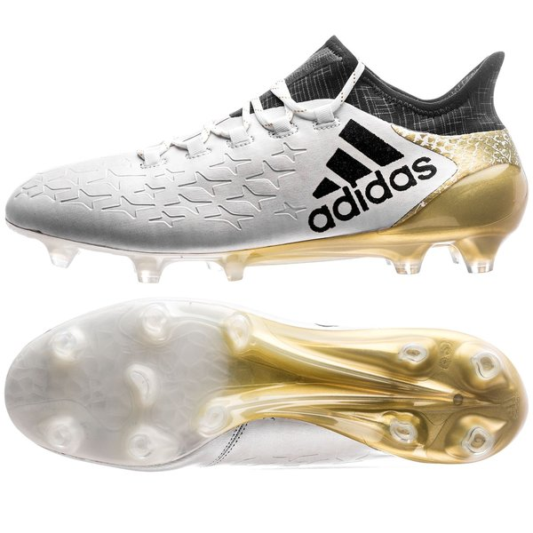 size 40 7c7e3 06032 adidas X 16.1 FGAG Stellar Pack - WhiteCore BlackGold Metallic. Read  more about the product. - football boots. - football boots image shadow