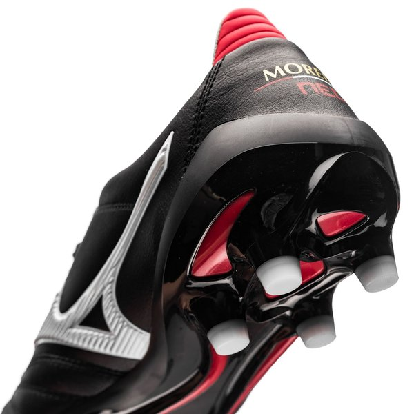 online retailer 3526f 5b126 Mizuno Morelia Neo II FG Made In Japan Black/White/Red | www ...