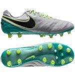 Nike Tiempo Legend 6 AG-PRO Elite Pack - Gris/Noir/Vert Turquoise