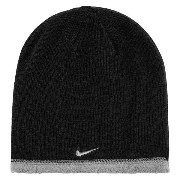 regarder cacda 4dd4e Nike Bonnet Réversible - Noir/Gris Enfant | www.unisportstore.fr