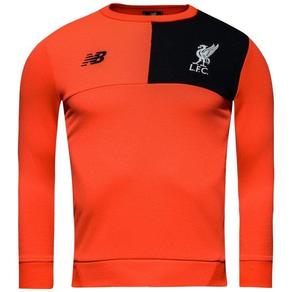 Liverpool Sweatshirt SchwarzRot | unisportstore.at