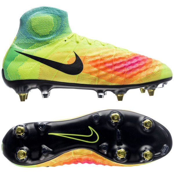 e64f2afd1 Nike Magista Obra II SG-PRO Anti-Clog - Volt/Black | www.unisportstore.com