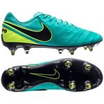 Nike Tiempo Legend 6 SG-PRO Anti-Clog - Turkis/Sort/Neon