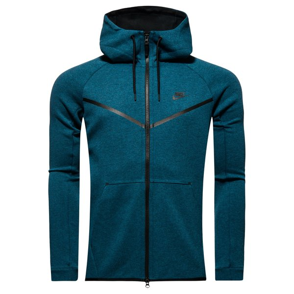 e586ce200de1 Nike Tech Fleece Windrunner FZ - Turquoise. Read more about the product. -  hoodies. - hoodies image shadow
