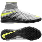 Nike HypervenomX Proximo IC Heritage Pack - Grå/Neon LIMITED EDITION