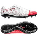 Nike Hypervenom Phinish FG WR250 - White/University Red LIMITED EDITION