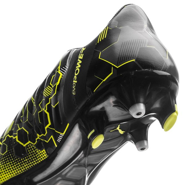 3 Fg Puma Football Jaune 1 Evo Chaussures Power Blanc De F04 8wmnvN0O