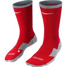 Nike Voetbalsokken Team Matchfit Core Crew Rood