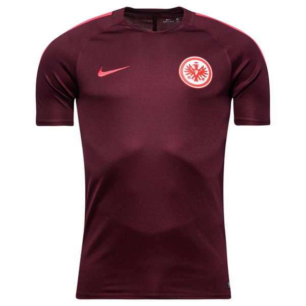eintracht frankfurt training t shirt dry top squad night. Black Bedroom Furniture Sets. Home Design Ideas
