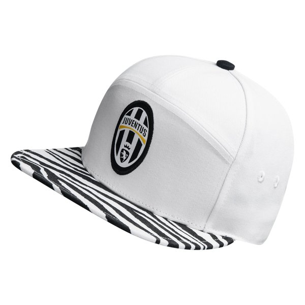 c4296cc375954 Juventus Cap Snapback Anthem - White Black