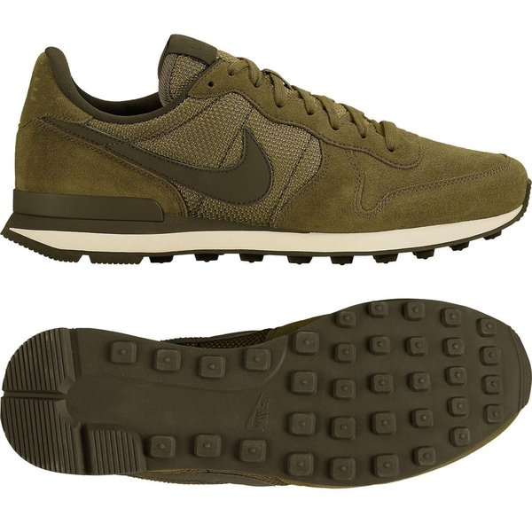 nike sportswear internationalist groen