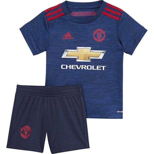 official photos a30c1 71731 Manchester United Away Kit 2016/17 Baby-Kit Kids | www ...