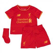Liverpool Hemmaställ 2016/17 Mini-Kit Barn