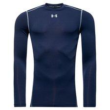 Under Armour ColdGear Compression baselayer trøje, med lange ærmer, som sikrer at du er altid er klar til at præstere dit ypperste under både træning og kamp, l