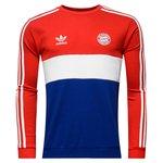 Bayern München Crewneck Originals - Rød/Blå/Hvid