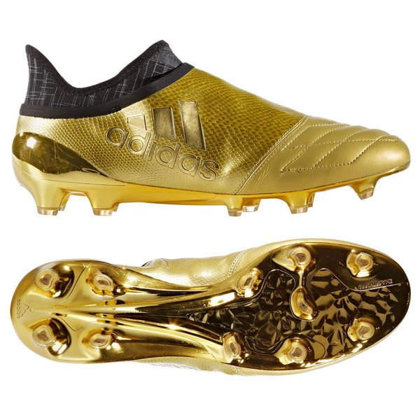 3e2b1be58 adidas X 16+ PureChaos FG/AG Space Craft LIMITED EDITION - Gold Metallic |  www.unisportstore.com