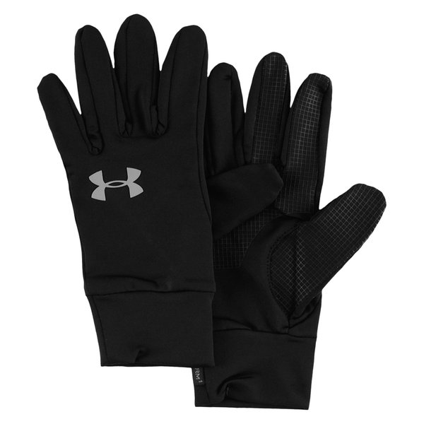 under armour gants de joueur liner noir. Black Bedroom Furniture Sets. Home Design Ideas