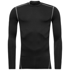 Under Armour ColdGear Compression Mock - Schwarz
