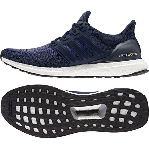 adidas Chaussures de Running Ultra Boost - Bleu Marine