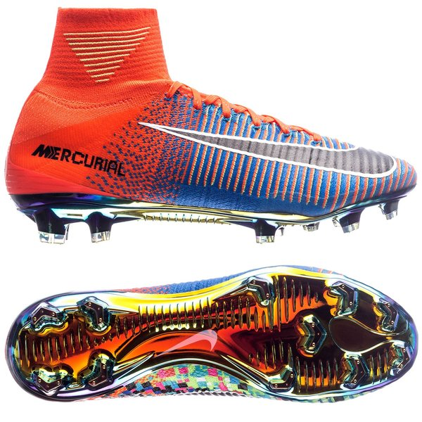 988f1126e572e Nike Mercurial Superfly V Mercurial x EA SPORTS FG - Total Crimson ...