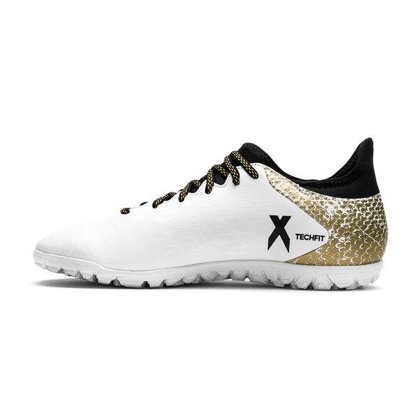 adidas X 16.3 TF Stellar Pack BlancNoirDoré