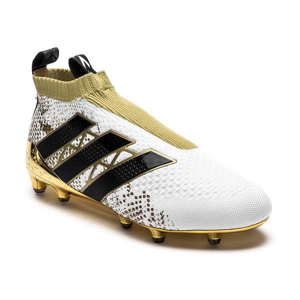 adidas ACE 16+ PureControl FGAG Stellar Pack WhiteCore BlackGold Metallic