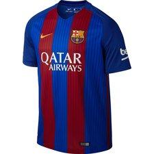 Barcelona Hjemmebanetrøje 2016/17 Børn