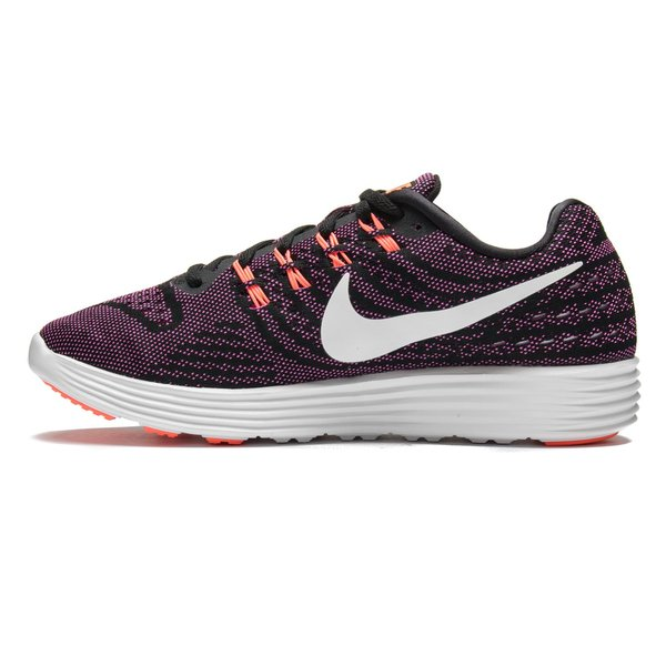 c10a2959bd8f Nike Running Shoe LunarTempo 2 - Black Summit White Fire Pink Bright ...
