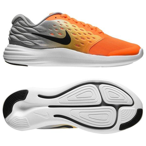 Nike Lunarstelos - Total Orange/Black