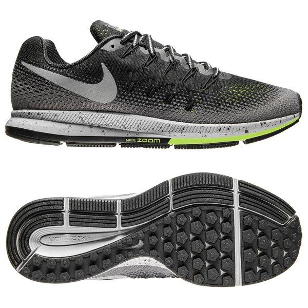on sale 8cd09 1c8b1 Nike Running Shoe Air Zoom Pegasus 33 Shield - Black ...