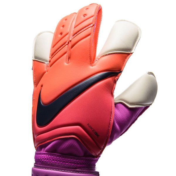 nike gants de gardien vapor grip 3 floodlights pack orange violet. Black Bedroom Furniture Sets. Home Design Ideas